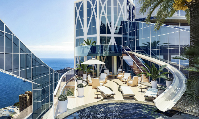 The most luxurious apartment in the world The most luxurious apartment in the world The most luxurious apartment in the world odeon tower7