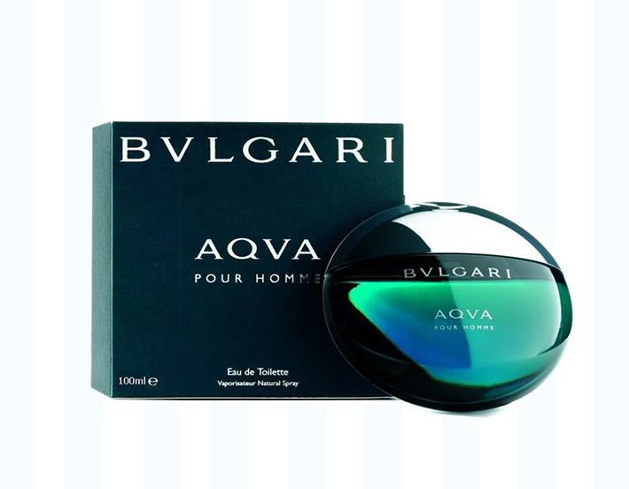 Bulgari Aqua  top 10 brands Top 10 Brands with Most Seductive Men's Fragrances for 2014 22