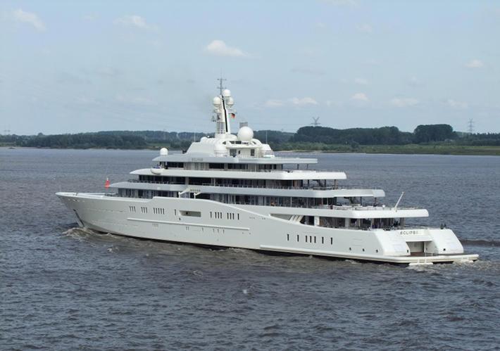 10.1 Top 10 Celebrities' Yachts Top 10 Celebrities' Yachts 10