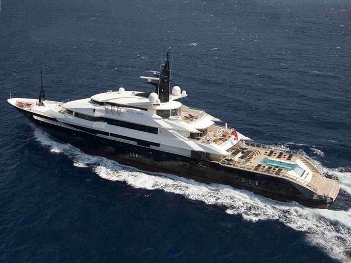 172 Top 10 Celebrities' Yachts Top 10 Celebrities' Yachts 172
