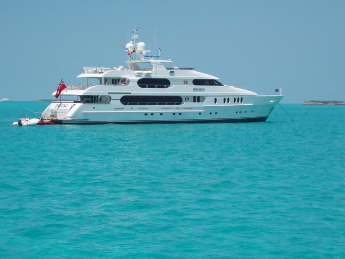 463 Top 10 Celebrities' Yachts Top 10 Celebrities' Yachts 463