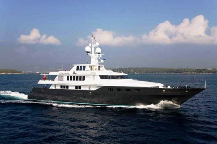 561 Top 10 Celebrities' Yachts Top 10 Celebrities' Yachts 561