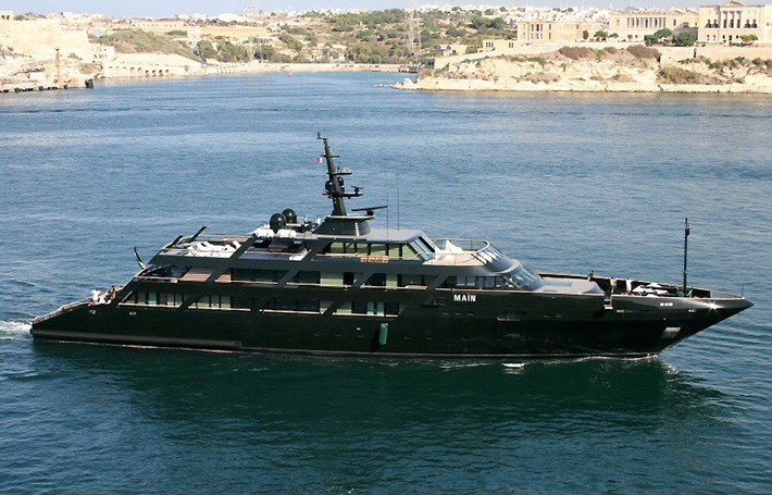 728 Top 10 Celebrities' Yachts Top 10 Celebrities' Yachts 728