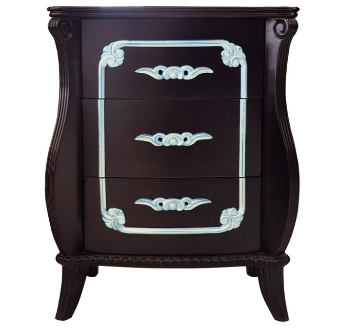 Delano Nightstand by The Interior Gallery Top 10 Luxury Nightstands Top 10 Luxury Nightstands 2