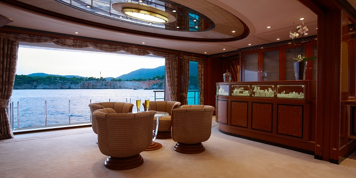 Top 10 yacht furniture design brands