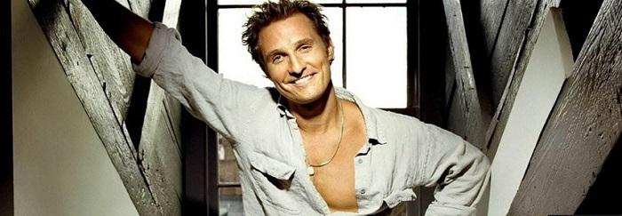 Matthew McConaughey'...