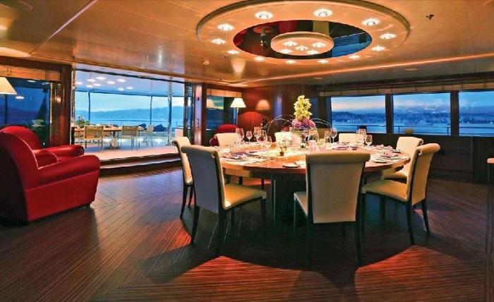 luxury yacht 1 Yacht furniture design for luxury interior Yacht furniture design for luxury interior luxury yacht 1