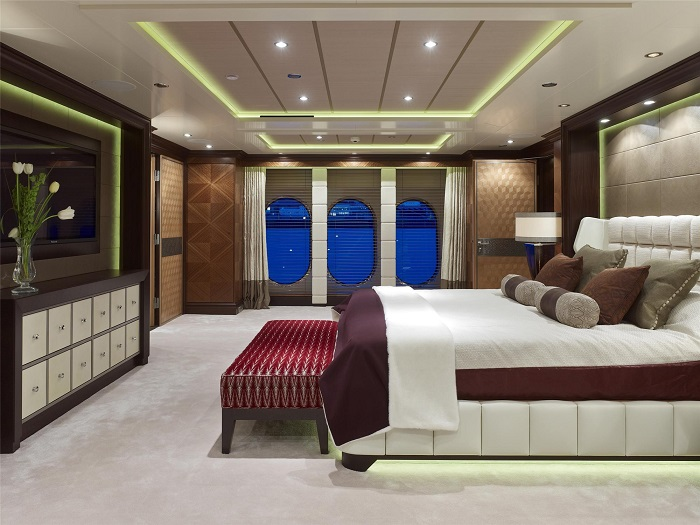 luxury yacht 14 Yacht furniture design for luxury interior Yacht furniture design for luxury interior luxury yacht 14