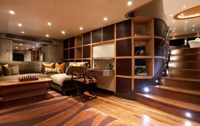 Yacht Furniture Design For Luxury Interior