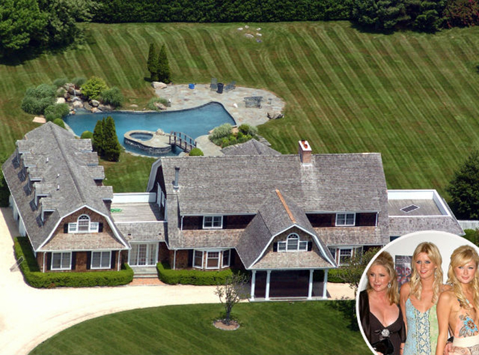 Most expensive celebrity homes in the hamptons neighborhood for Most expensive homes in the hamptons