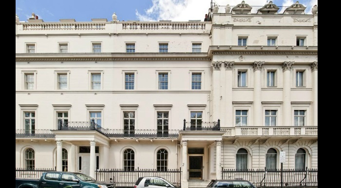 Hampstead celebrity houses for sale