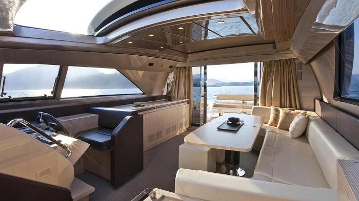 Riva's luxury yachts modern interior luxury yachts Welcome to Riva's Luxury Yachts! 68s super 2