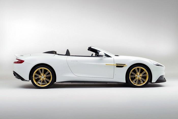 Aston Martin Celebrates 60 years with 6 Bespoke Cars Aston Martin Celebrates 60 years with 6 Bespoke Cars Aston Martin Celebrates 60 years with 6 Bespoke Cars aston1