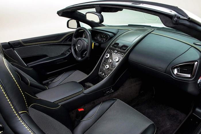 Aston Martin Celebrates 60 years with 6 Bespoke Cars Aston Martin Celebrates 60 years with 6 Bespoke Cars Aston Martin Celebrates 60 years with 6 Bespoke Cars aston9