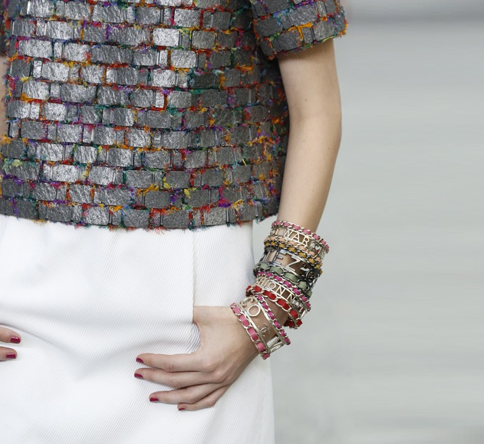 2015 Jewelry Trends by Vogue Magazine Vogue Magazine 2015 Jewelry Trends by Vogue Magazine chanel2
