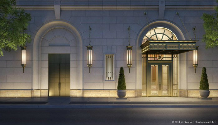 The most expensive apartment in new york city for Most expensive real estate in nyc