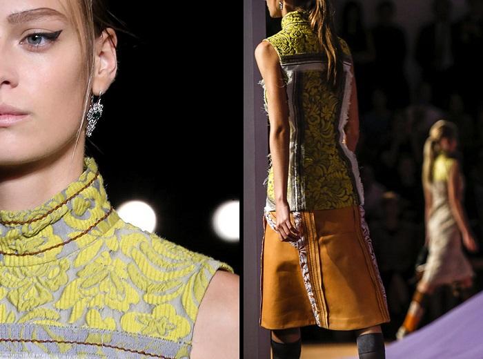 2015 Jewelry Trends by Vogue Magazine Vogue Magazine 2015 Jewelry Trends by Vogue Magazine prada1
