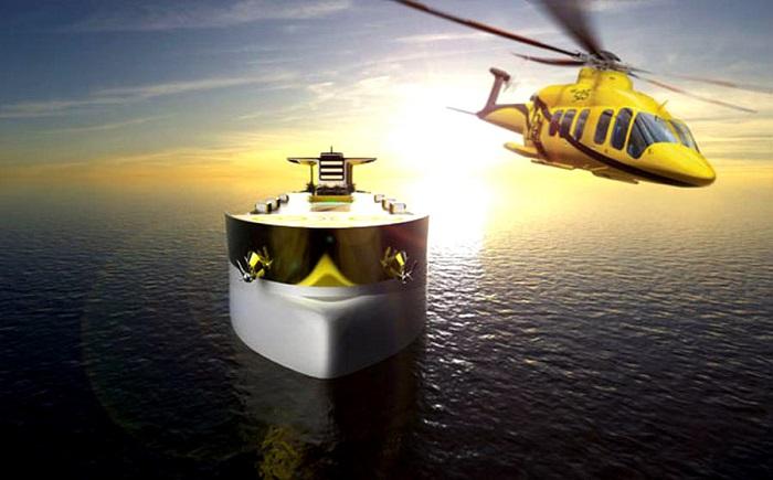 Imāra -  The World's Largest Yacht Design Concept Yacht Design Imāra –  The World's Largest Yacht Design Concept 14