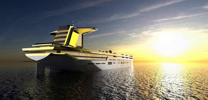 Imāra -  The World's Largest Yacht Design Concept Yacht Design Imāra –  The World's Largest Yacht Design Concept 22