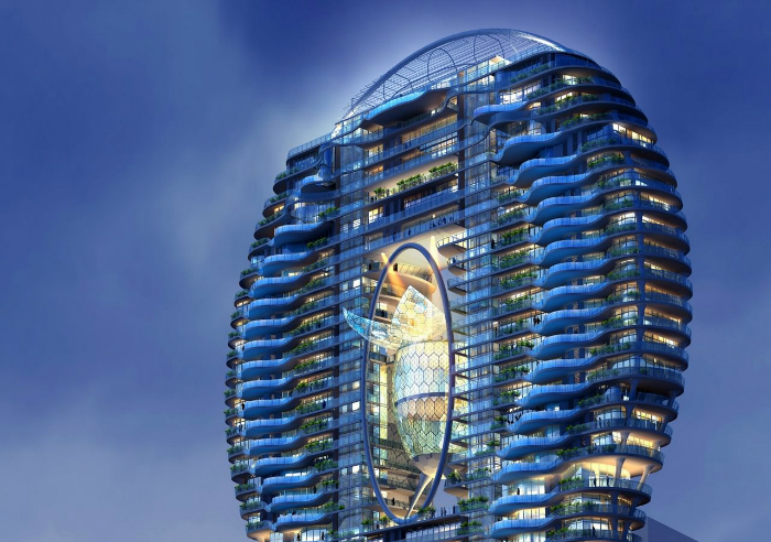 Mumbai - Luxury India  Mumbai - Luxury India  Mumbai – Luxury India  Bandra Ohm Residential Tower 2