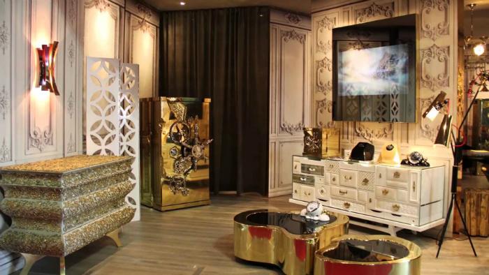 M&O Paris 2015 M&O Paris 2015 - Luxury Furniture  M&O Paris 2015 – Luxury Furniture  boca do lobo