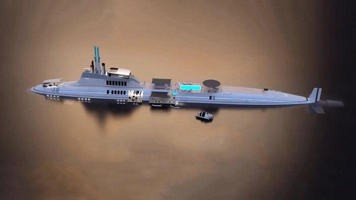 Imāra -  The World's Largest Yacht Design Concept Yacht Design Imāra –  The World's Largest Yacht Design Concept migalo