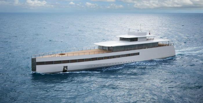 A peek into Steve Jobs luxury yacht  A peek into Steve Jobs luxury yacht  A peek into Steve Jobs luxury yacht  pic2