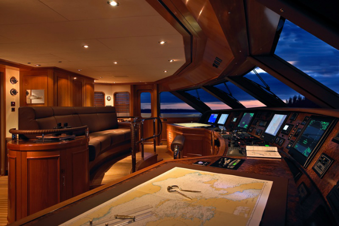 A peek into Steve Jobs luxury yacht  A peek into Steve Jobs luxury yacht  A peek into Steve Jobs luxury yacht  uRvTv