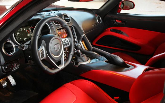 2015 Supercar Dodge Viper Srt