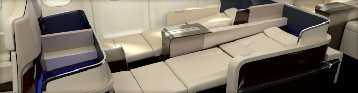 The Four Seasons' New Ultra Luxurious Private Jet