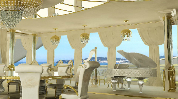A luxury yacht just for Women A luxury yacht just for Women A luxury yacht just for Women 43