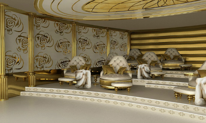 A luxury yacht just for Women A luxury yacht just for Women A luxury yacht just for Women 53