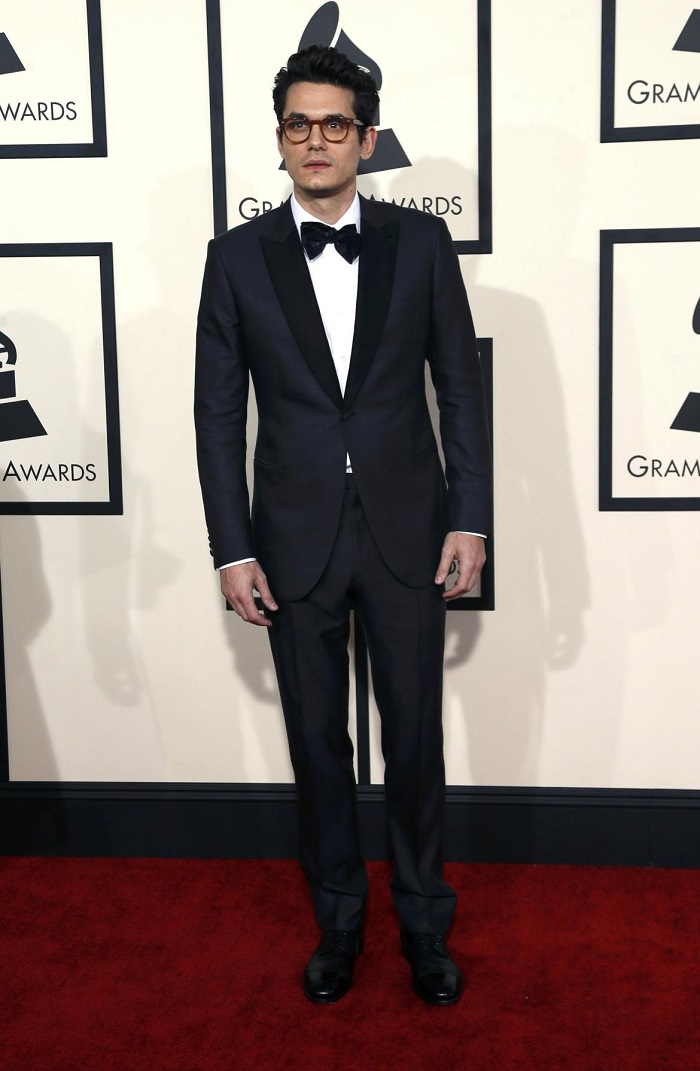 The Best-Dressed Men of the 2015 Grammys The Best-Dressed Men of the 2015 Grammys The Best-Dressed Men of the 2015 Grammys joh mayer