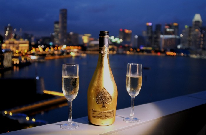 Top Five Of The Most Expensive Alcoholic Drinks In The World