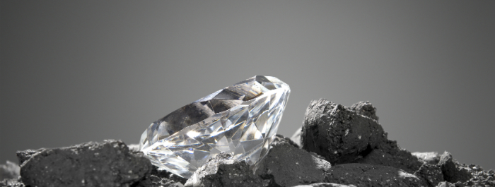 World's first all-diamond ring