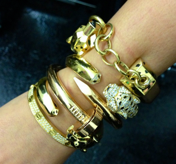 Luxury Brands: More Expensive Jewelry À La Cartier