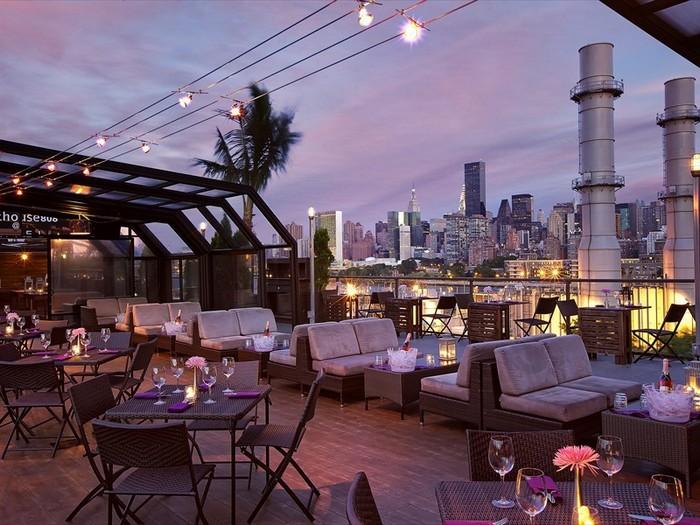Rooftop Restaurants Of Excellence In New York