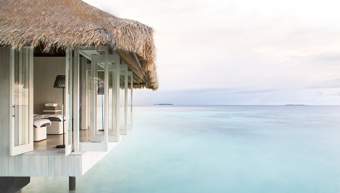 The ultimate Private Island in the Maldives by LVMH