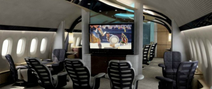 Penthouse in the sky Penthouse in the sky Penthouse in the sky 787 900 Dreamliner by Andrew Winch 665x281