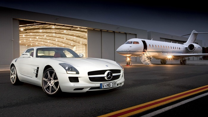 Mercedes and Lufthansa Create Luxury Private Jet interiors mercedes Mercedes and Lufthansa Create Luxury Private Jet interiors 0