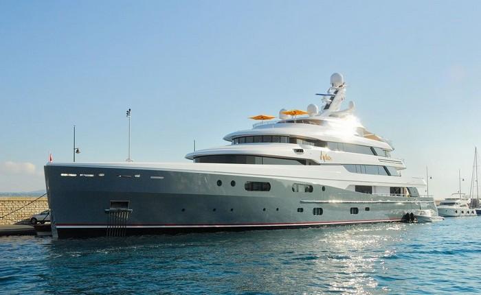 The Best Billionaire's Yacht The Best Billionaire's Yacht The Best Billionaire's Yacht 2012 07 24 Aviva big