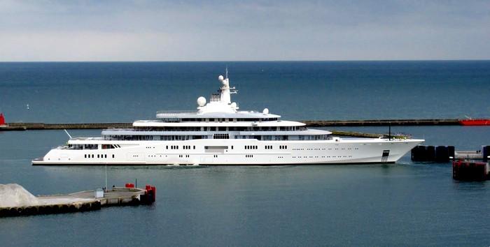 The Best Billionaire's Yacht The Best Billionaire's Yacht The Best Billionaire's Yacht MYEclipse Frederikshavn Denmark