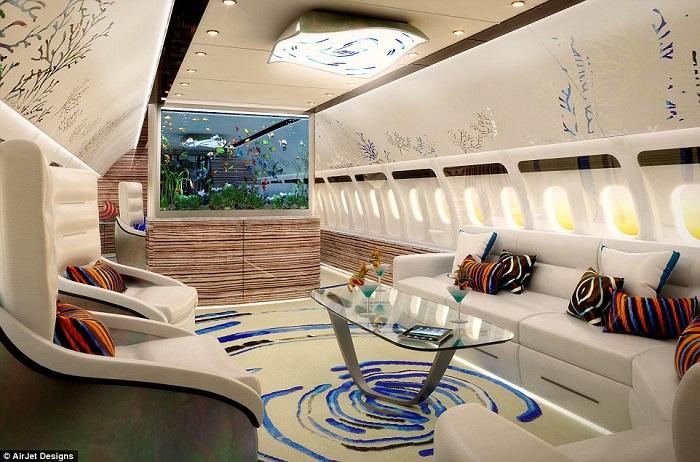 20 Luxury Interiors by Air Jet Designs 20 luxury interiors for your private jet 20 Luxury Interiors For Your Private Jet airjet1