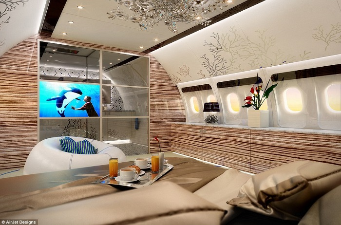 20 Luxury Interiors by Air Jet Designs 20 luxury interiors for your private jet 20 Luxury Interiors For Your Private Jet airjet10