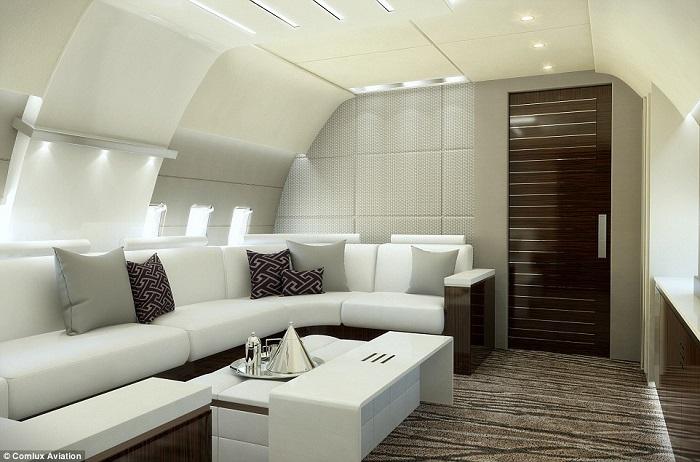 20 Luxury Interiors by Air Jet Designs 20 luxury interiors for your private jet 20 Luxury Interiors For Your Private Jet airjet14