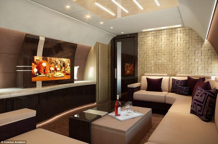 20 Luxury Interiors by Air Jet Designs 20 luxury interiors for your private jet 20 Luxury Interiors For Your Private Jet airjet15