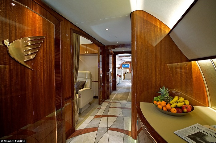 20 Luxury Interiors by Air Jet Designs 20 luxury interiors for your private jet 20 Luxury Interiors For Your Private Jet airjet17
