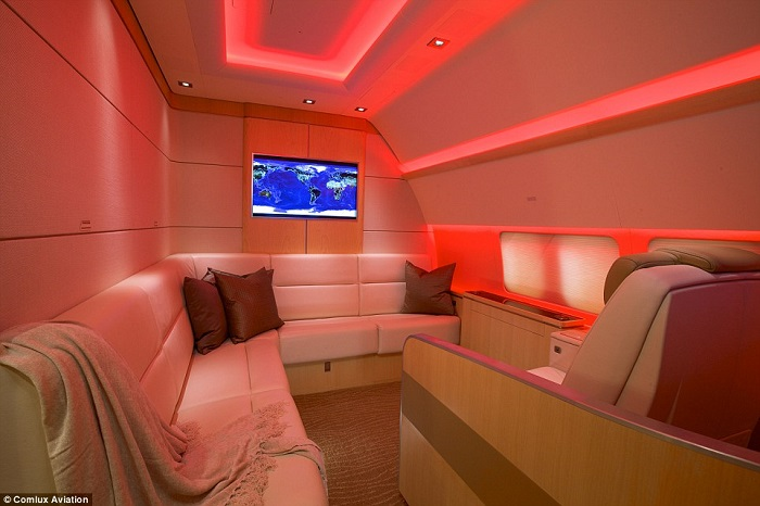 20 Luxury Interiors For Your Private Jet 20 luxury interiors for your private jet 20 Luxury Interiors For Your Private Jet airjet18