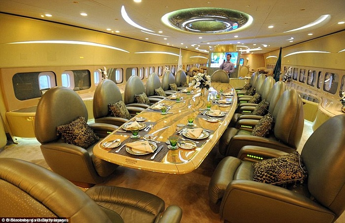 20 Luxury Interiors For Your Private Jet 20 luxury interiors for your private jet 20 Luxury Interiors For Your Private Jet airjet19