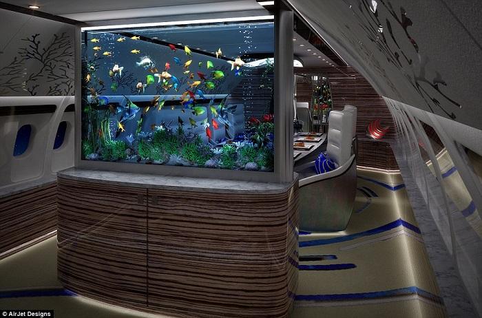 20 Luxury Interiors by Air Jet Designs 20 luxury interiors for your private jet 20 Luxury Interiors For Your Private Jet airjet2